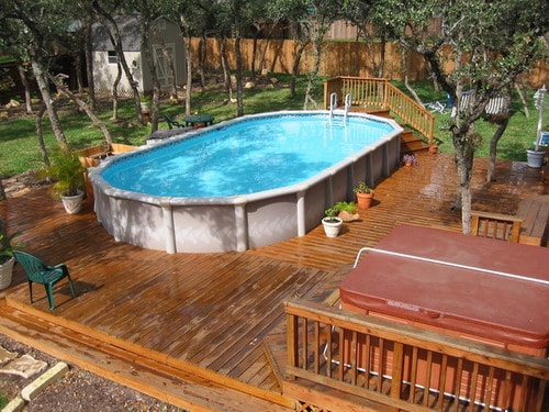 15×30-Oval-Pool-traditional-above-ground-pool-deck-ideas