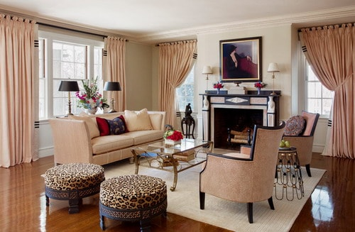 Easiest Tips to Help You Create Art Deco Living Room