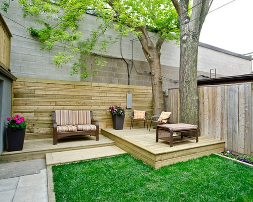 Convenient and Stylish Small Spaces Backyard Ideas - Home ... on Patio Ideas For Small Spaces id=35114