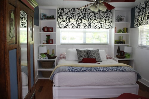 title | Bedroom Furniture Layout