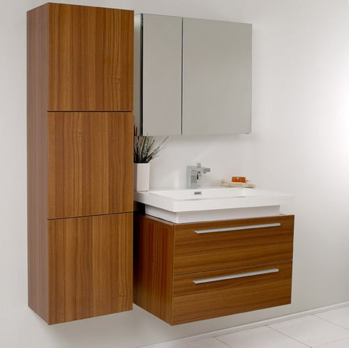 some great ideas for floating bathroom vanity plans home 10411