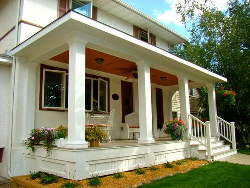 Looking the Perfect Front Porch Design for Your Home - Home Decor Help