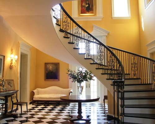 Stair Railing Ideas - Awesome Designs for Stair Rails ...