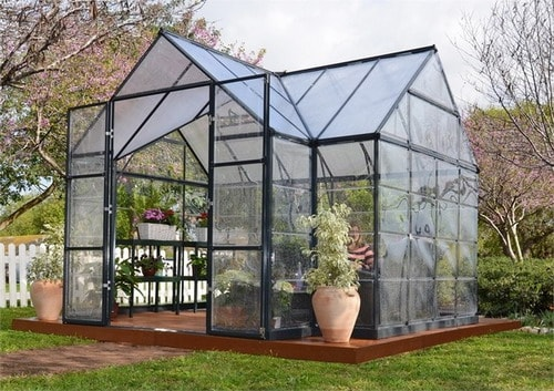 Choosing the Best Materials for Greenhouse Roof