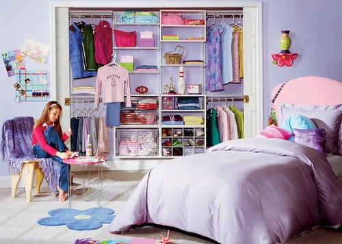 Organize Bedrooms for Kids
