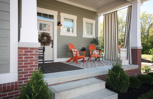 the best tips for decorating a small porch home decor