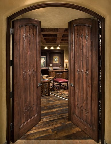 The benefits having solid wood interior doors home decor for Interior design ideas for main door