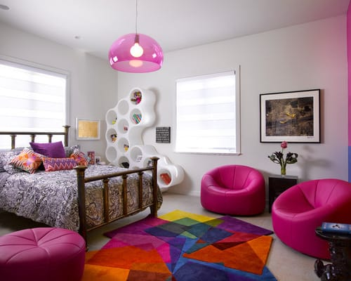 Decorating Tips for Teenage Girl's Room