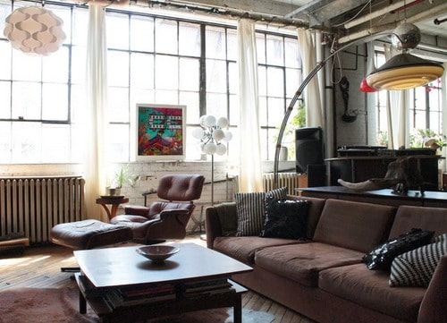 Perfect Suggestions for Creating Loft Lounge