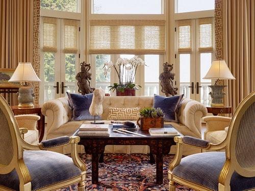 Easy Tips to Make Classic Style Living Room Ideas