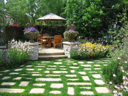 Hardscaping Ideas For Small Backyards Home Decor Help Home - Backyard hardscape ideas