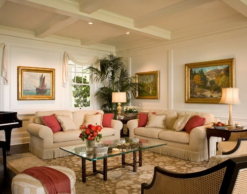 decorating styles for living room easiest ways to furnish a colonial living room home 21850