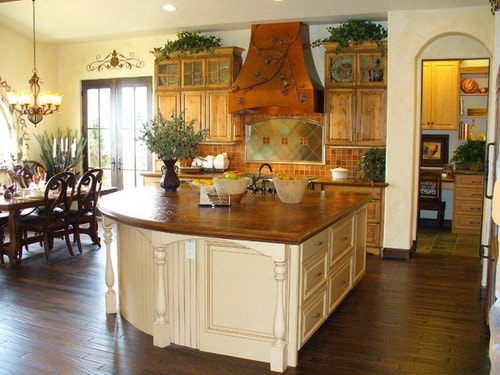 country kitchen ideas the best country kitchen ideas for small ranch home 13245