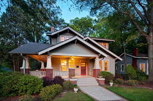 bungalow style homes