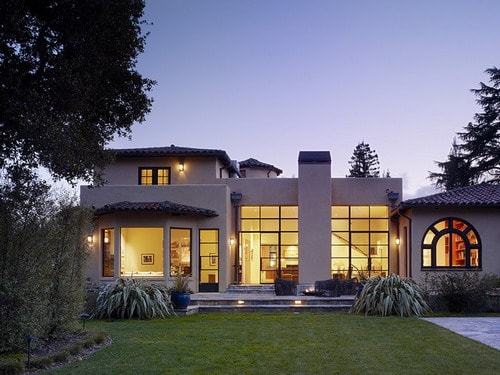 Eco-friendly-house-southwestern-style-home-mediterranean-exterior-decor-ideas