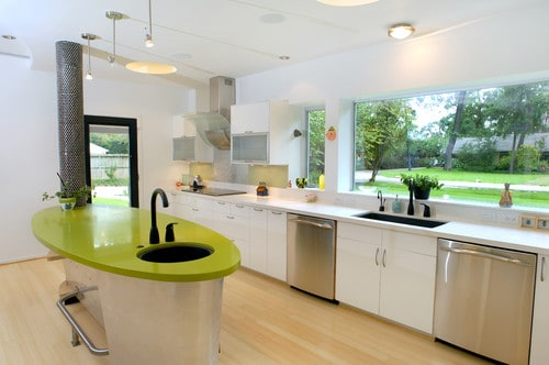 6 Easy and Simple Steps for Creating an Eco Green Kitchen