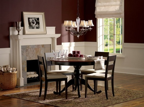 Feng-Shui-Layout-Round-Table-Traditional-Dining-Room-by-1800Lighting