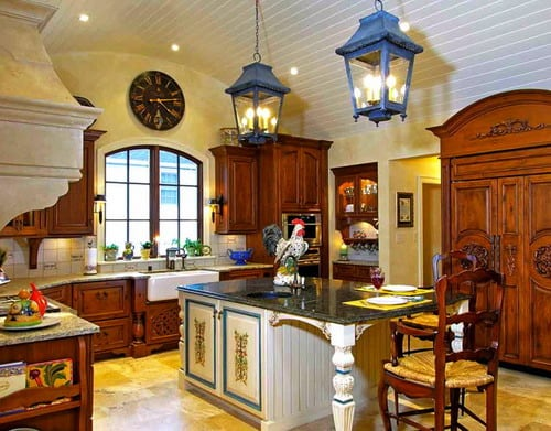 What You Should to Know about French Country Kitchen