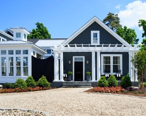 How to choose the best exterior wall paint color for Outdoor home color ideas