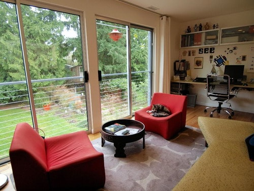 M.P.R.-Multi-Purpose-Room-Midcentury-Living-Room-seattle-by-John-Prindle