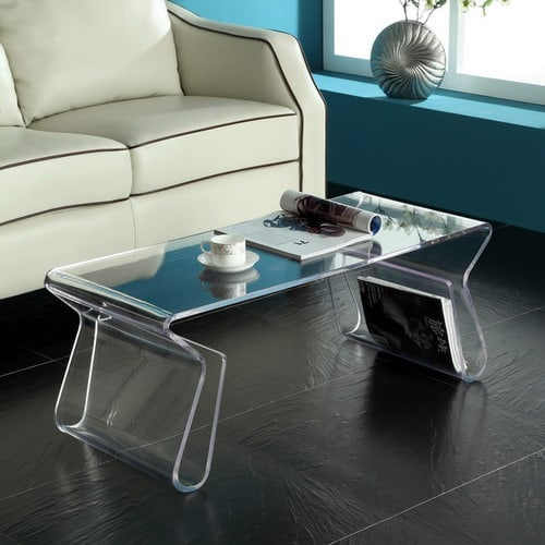 Decorative Glass Coffee Tables