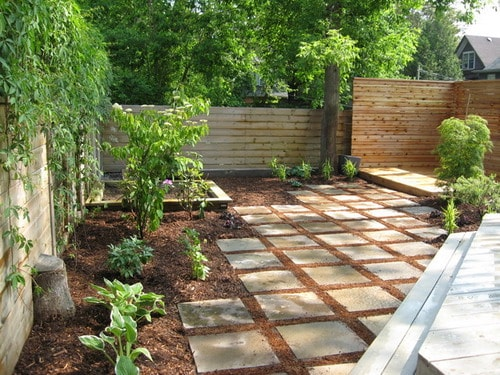 Modern-landscaping-hardscape-small-backyard-garden-designs