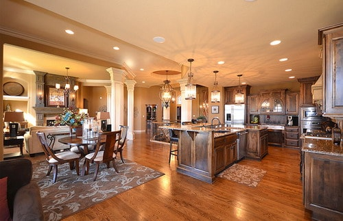 Open-Concept-Traditional-Kitchen-Family-Dining-Room-Floor-Plans-by-Surface-to-Surface-Interior-Design-Construction
