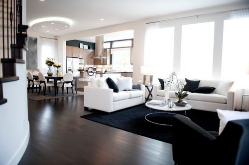 Feng Shui Home Layout Floor Plans Living Rooms