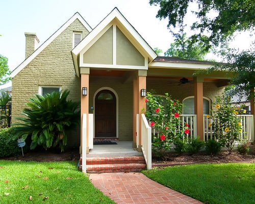 Exterior Wall Paint Color Combinations