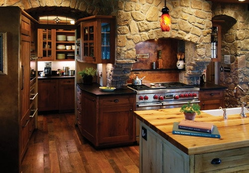 The best country kitchen ideas for small ranch home for Kitchen ideas ranch style house