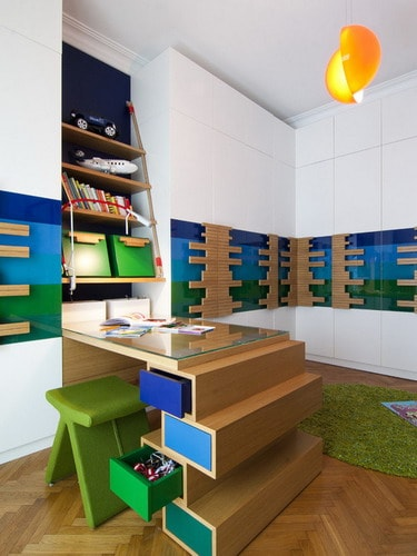 Simple Ideas for Designing Study Room for Kids
