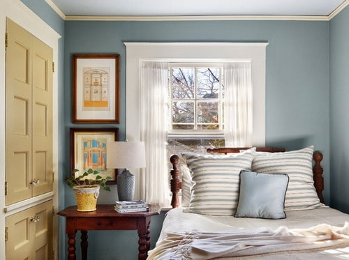 choosing the best paint colors for small bedrooms home decor help. Black Bedroom Furniture Sets. Home Design Ideas