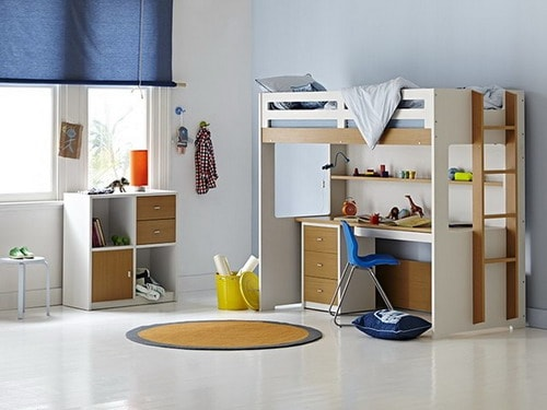 The Easiest Ways to Make a Study Loft