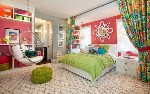 Excellent Choices Paint Colors for Teen Bedrooms