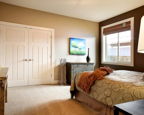 how to decorate your bedroom with brown accent wall home how to decorate your bedroom with brown accent wall home 107