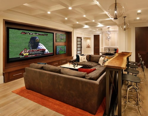 Most Important Aspects to Determine the Best Home Theater Layout