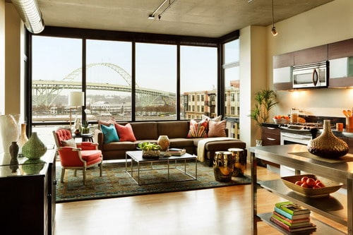 Interesting Ideas Apartment Interior Designs on a Budget