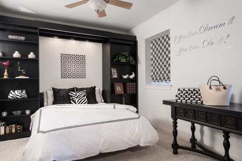 modern black and white bedroom ideas the best decorating ideas for black and white bedroom 20715