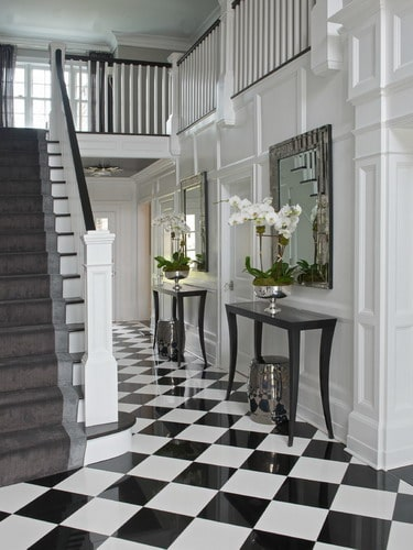 Helpful Tips to Choose the Best Foyer Flooring Ideas ...