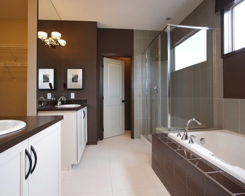 How To Choose The Compatible Bathroom Color Schemes Home