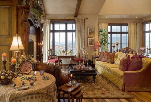country french living rooms some important factors when decorating cottage living room 12308