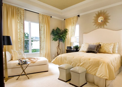 tips to choose the right feng shui bedroom colors home 20468 | feng shui master bedroom wall color schemes pictures