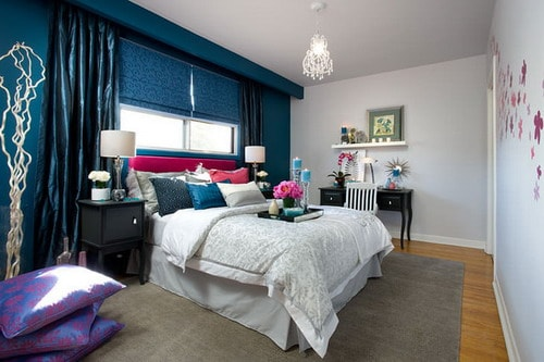blue and pink bedroom designs tips to choose the right feng shui bedroom colors home 18358
