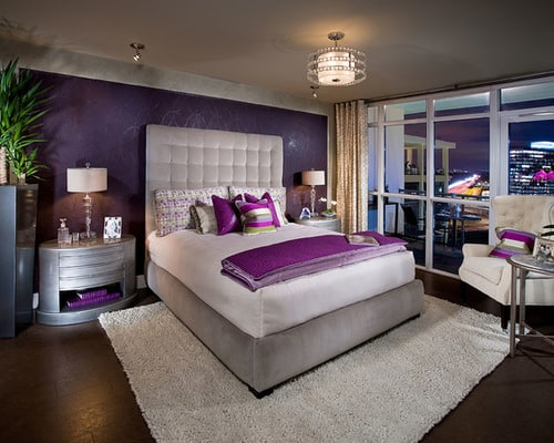 feng shui purple bedroom tips to choose the right feng shui bedroom colors home 15261