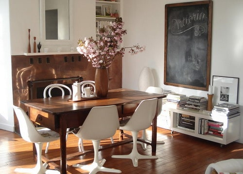 Shabby-Chic-Style-Small-Dining-Room-Decorating-Ideas-by-SFGIRLBYBAY
