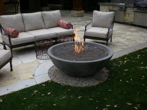 How to Make a DIY Concrete Fire Pit