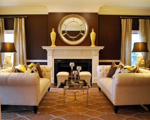 Useful Tips To Choose The Right Living Room Color Schemes