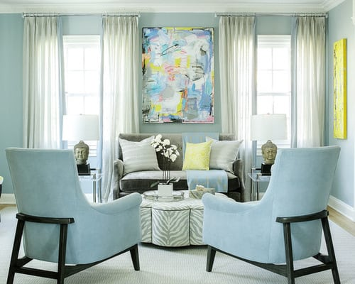 Transitional-Interior-Design-Styles-Blue-Living-Room-Colors-Ideas