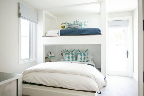 How to Design the Right Beach Themed Girls Bedroom - Home ...