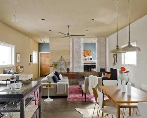 Decorating-open-space-small-living-dining-dining-room-design-ideas